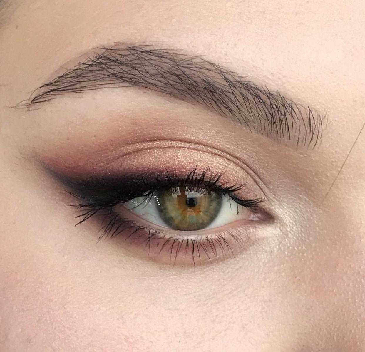 smokey wing eye Makeup, Eye makeup, Skin makeup