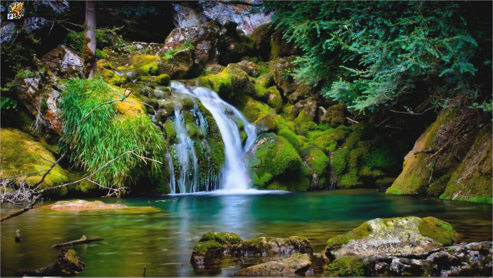 4k Gif Wallpaper Pc Anture In 2020 Waterfall Scenery Waterfall Wallpaper Beautiful Nature Wallpaper
