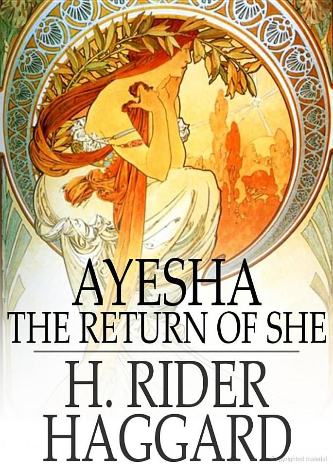 Ayesha: The Return of She - H. Rider Haggard - Google Books