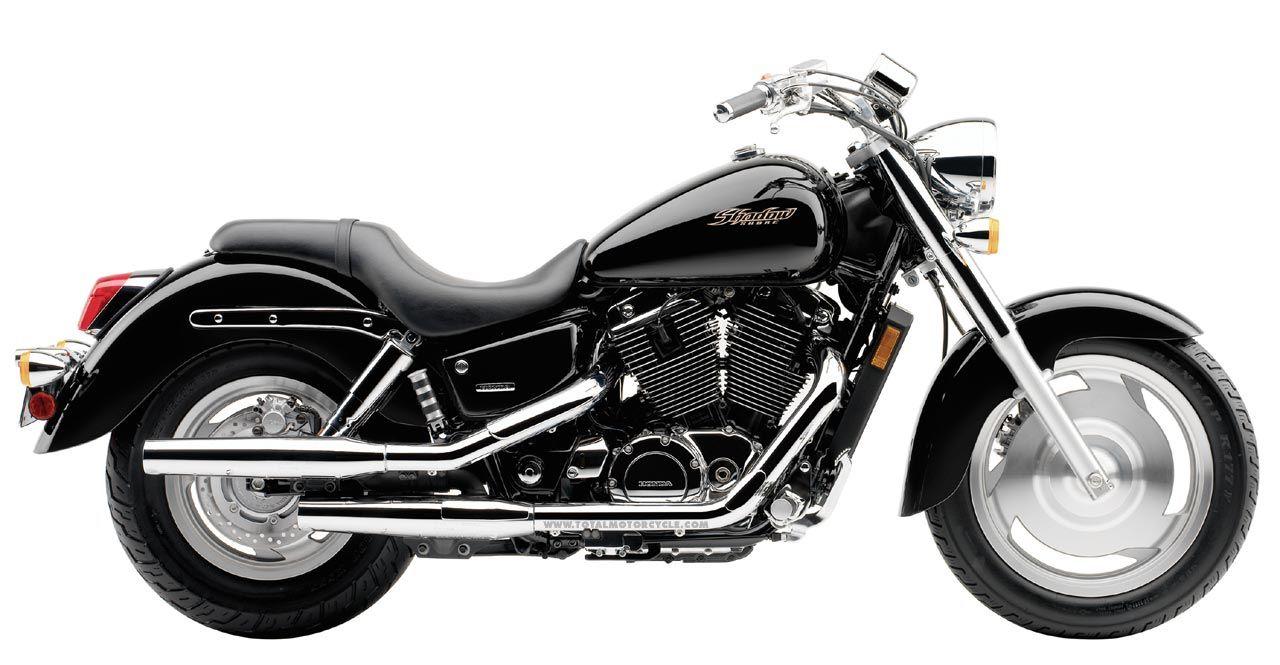 My bike (2006 Honda Shadow Sabre 1100). It's for sale :-(
