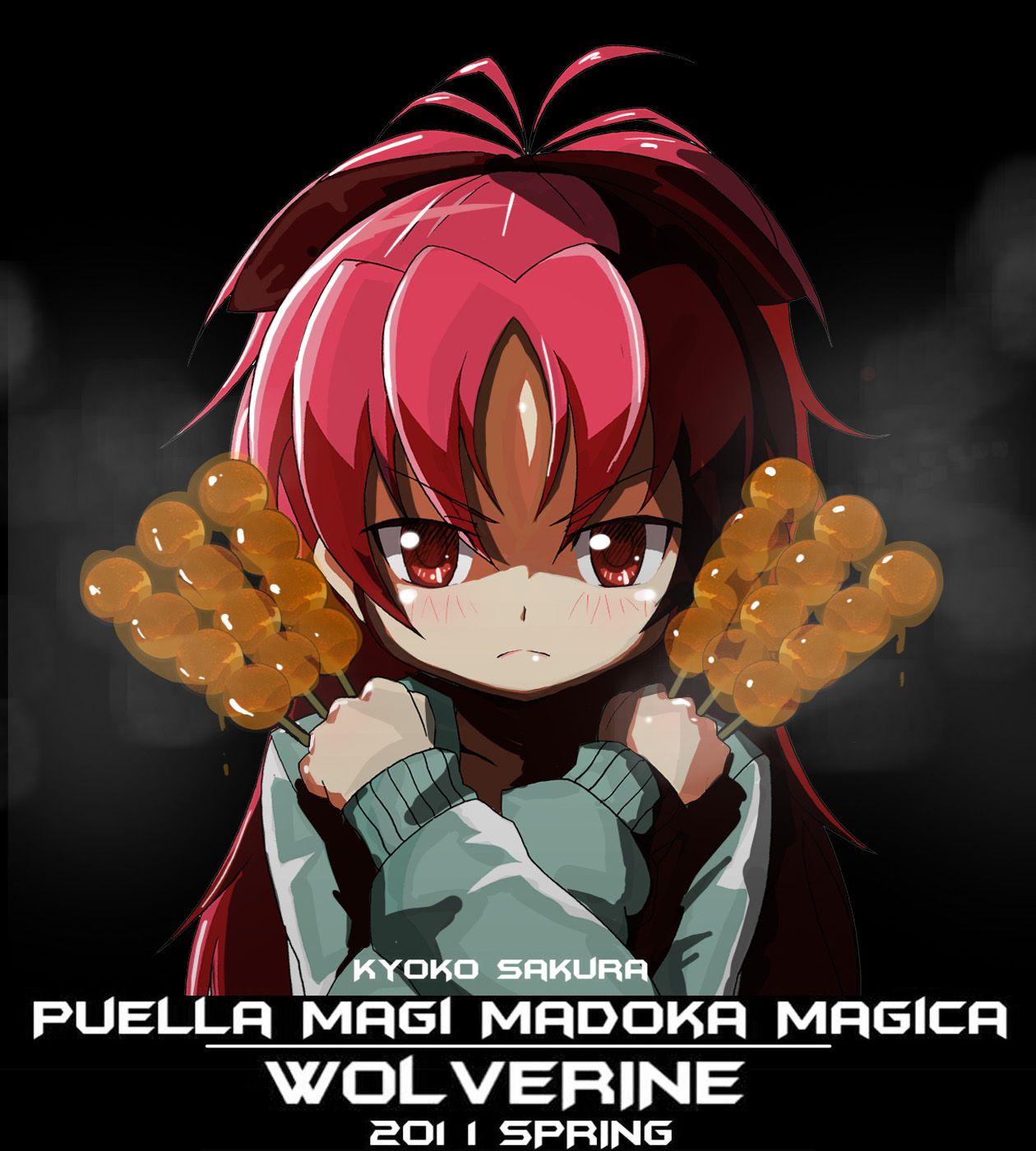 Tags Fanart, Pixiv, Mahou Shoujo Madoka☆Magica, Sakura