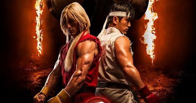 Street Fighter Assassin S Fist Poster Ken Masters And Ryu Dominate The First Round Of This Live Action Adaptat Street Fighter Live Action Street Fighter Ii