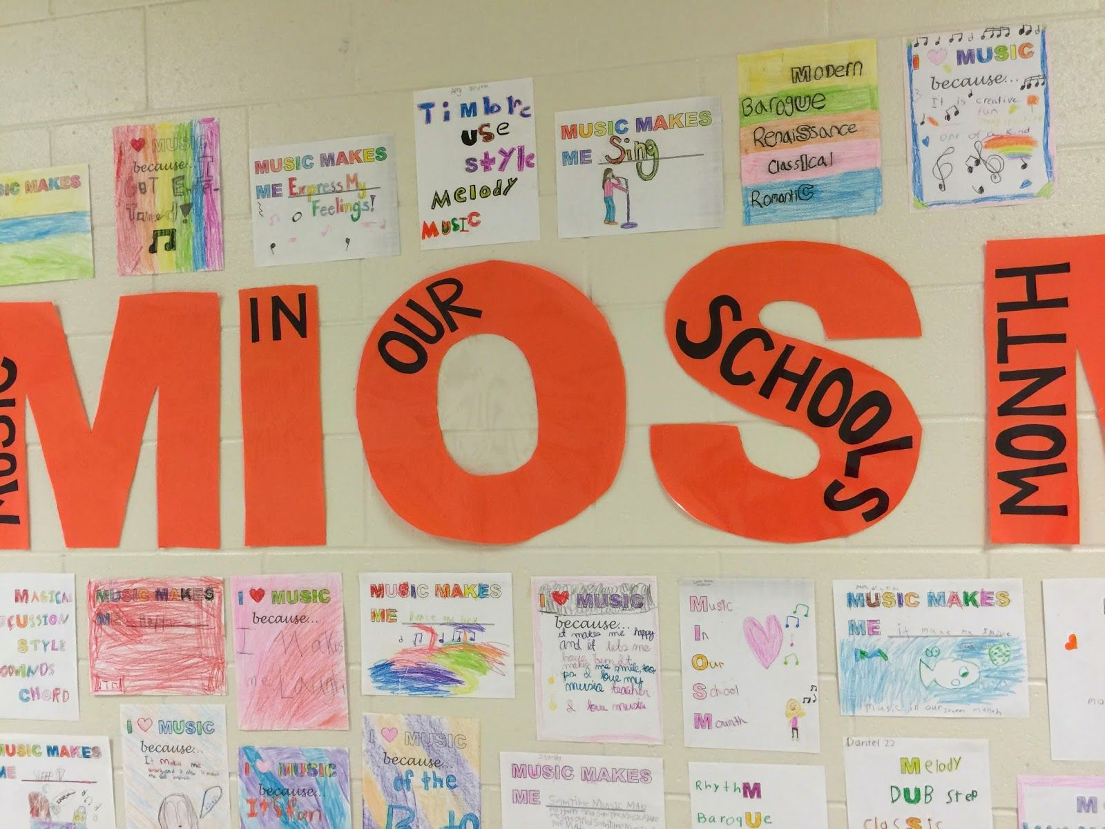 Learn Me Music Miosm Music In Our School Month Resources