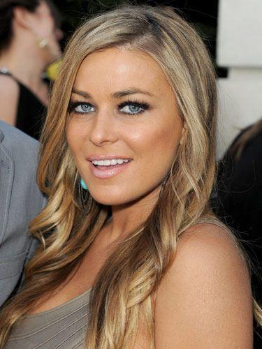 Celebrities With Medium Ash Blonde Hair Color Dark Blonde Hair