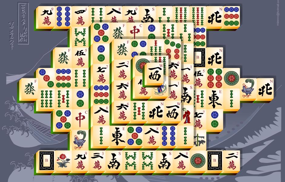 Mahjong Solitaire games, Mahjong, Mahjong online
