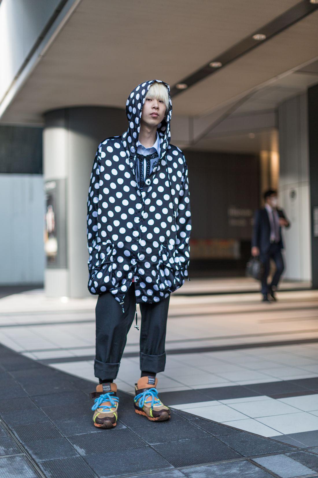 Fashion japan week day 4 images