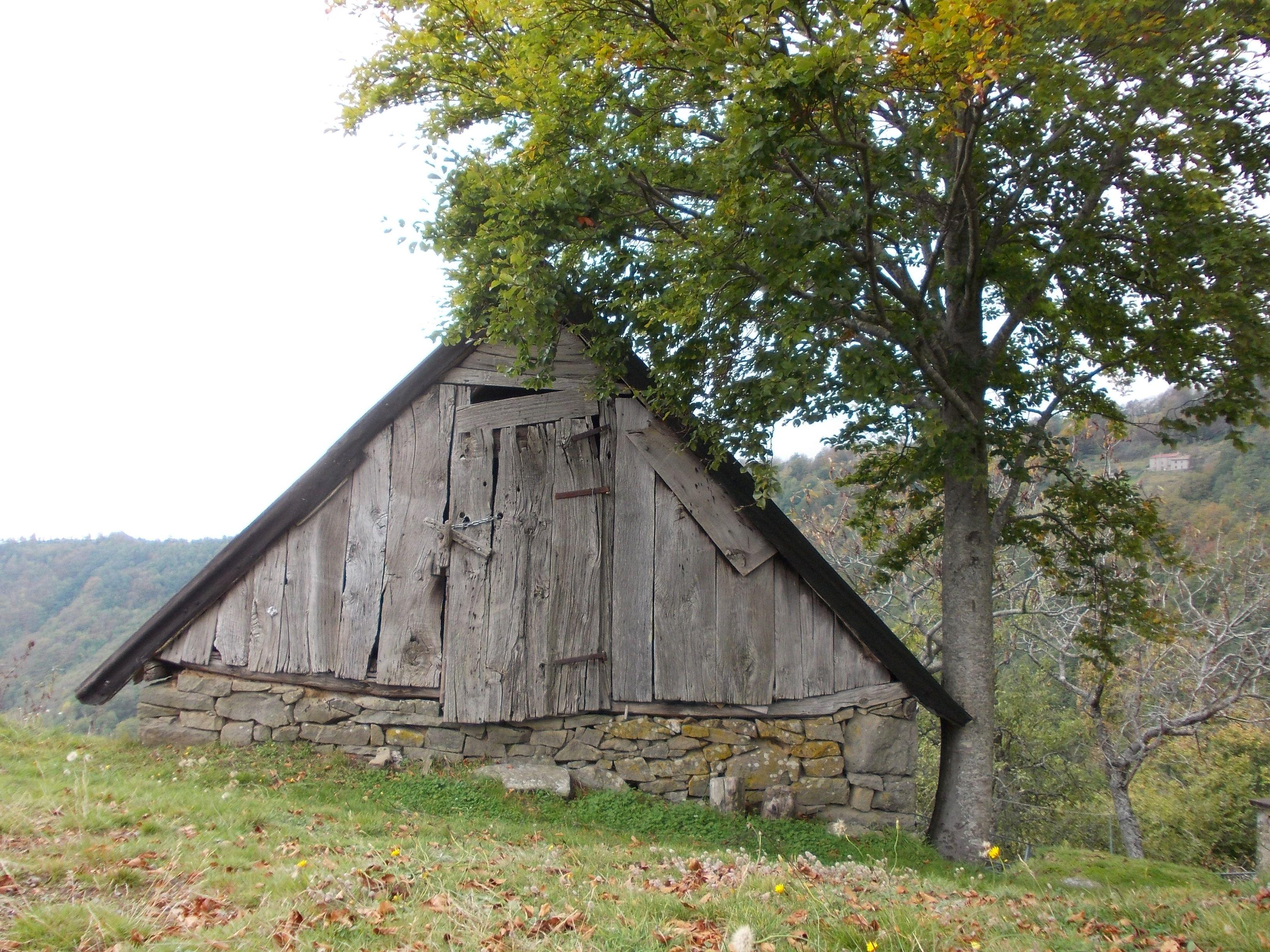 Vecchia capanna