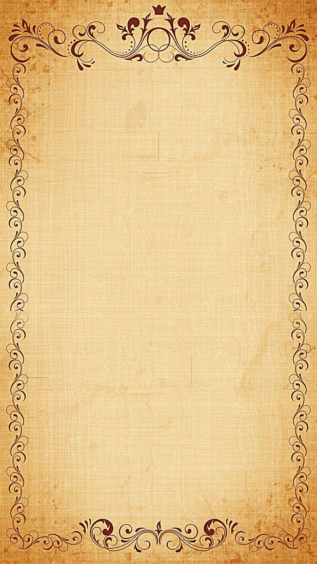 Classical Vintage Lace Background Lace Background Old Paper Background Background Vintage