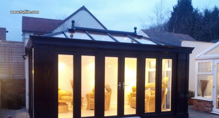 Which Roof Types Can You Use For Your Conservatory Tuflite Roof Types Roof Conservatory