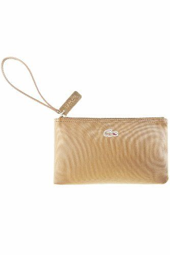 All I want for #Christmas...  #Lacoste L.12.12 Metallic Wristlet #LacosteWishList