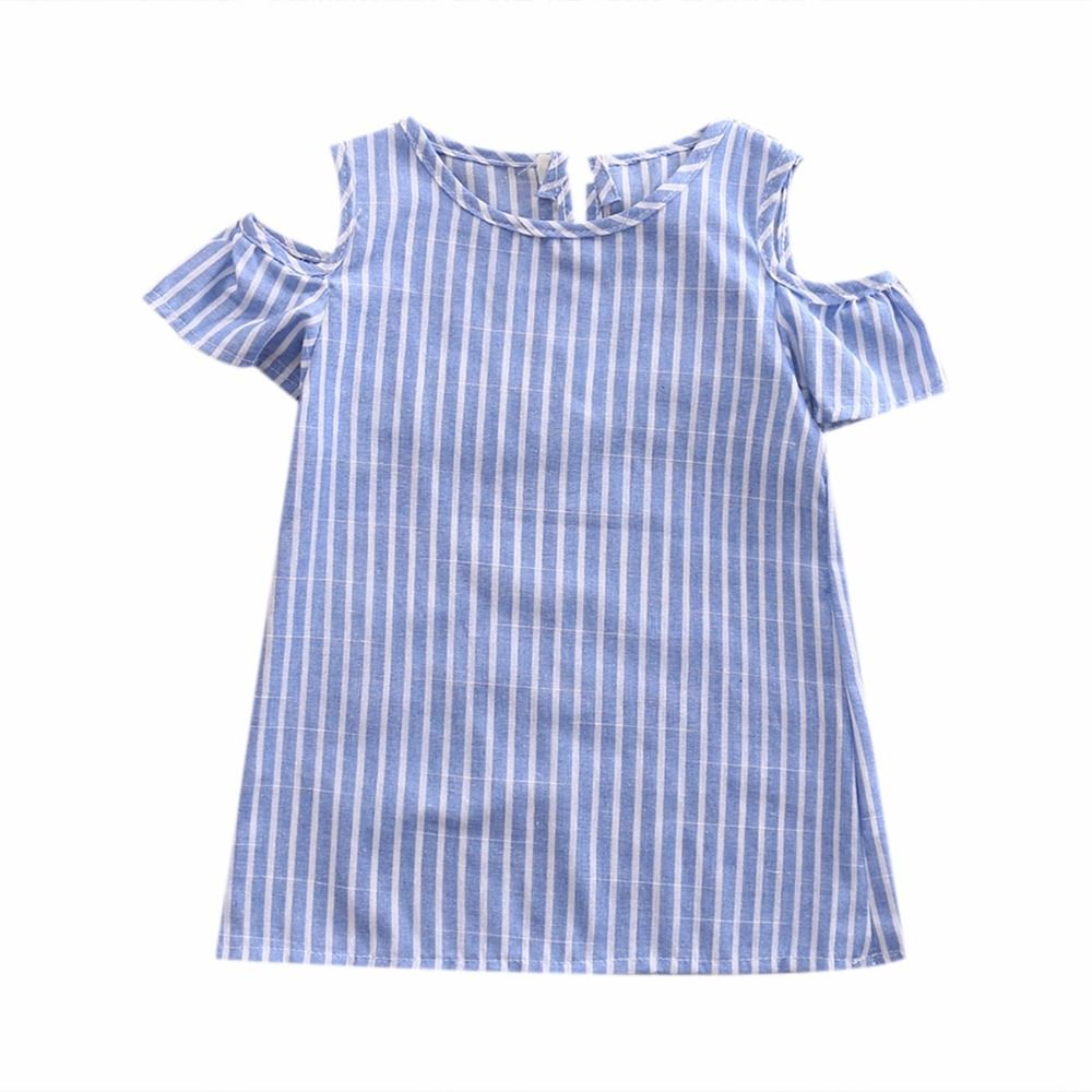 Click to buy ucuc y toddler kids baby girl dress summer hole