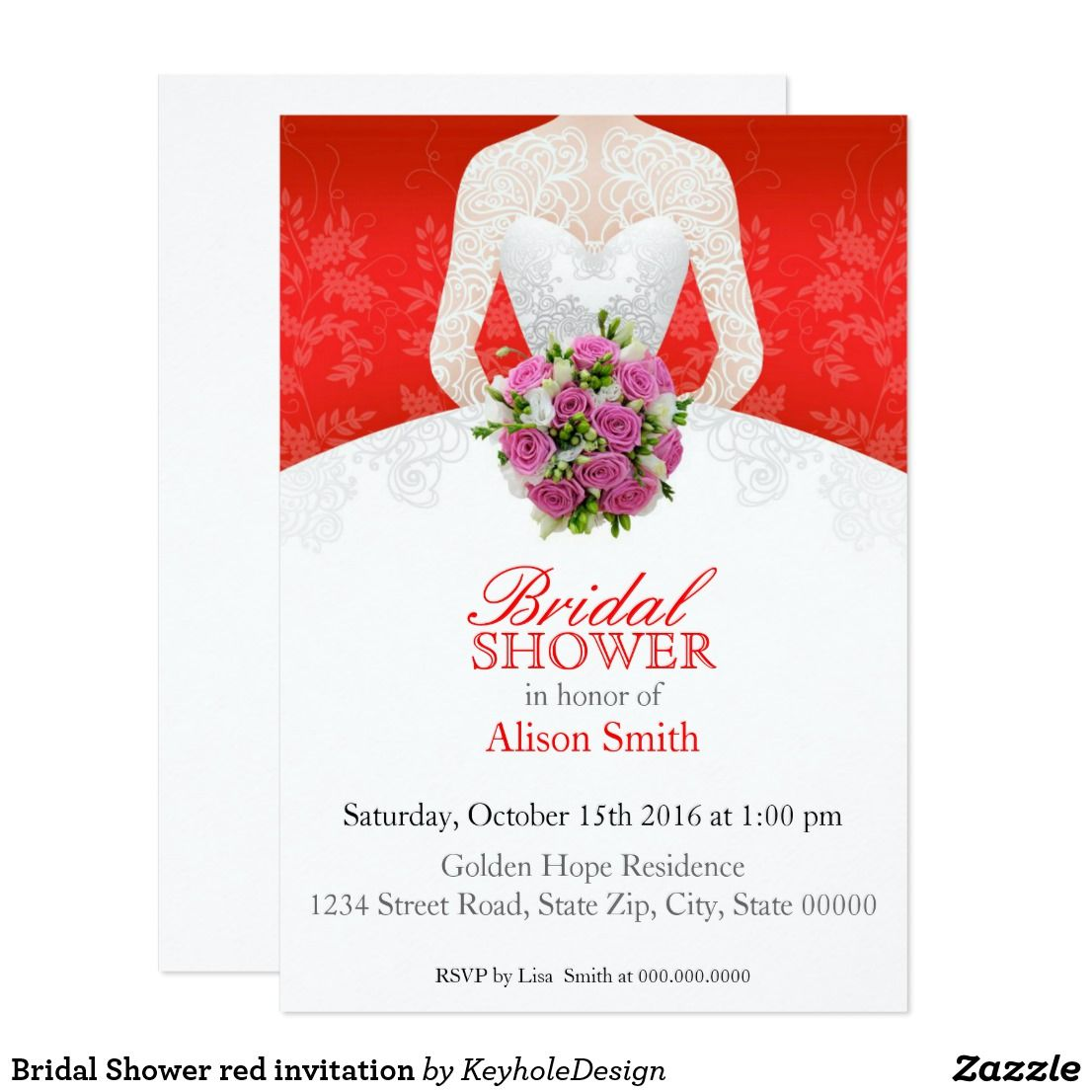 Luxury Bridal Shower Clipart For Invitations Crest - Invitations and ...