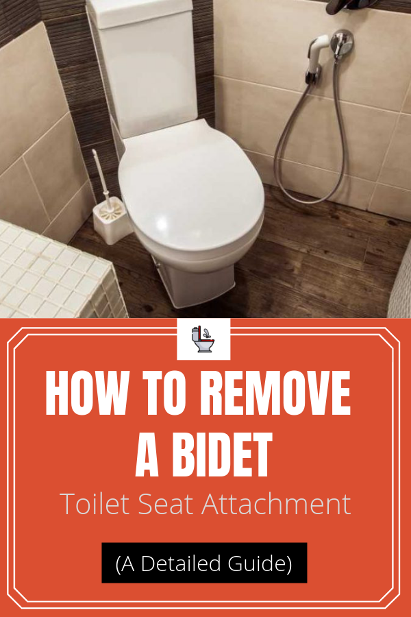 How To Remove A Bidet Toilet Seat Attachment With Images Bidet
