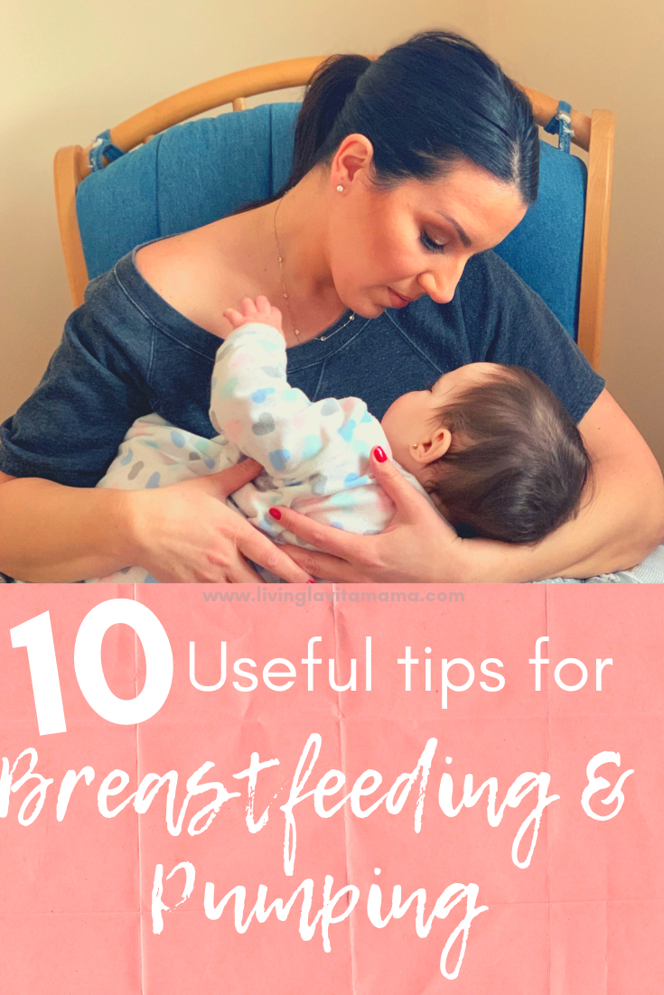 10 Breastfeeding And Pumping Tips For New Moms Breastfeeding And Pumping Baby Sleep Problems Breastfeeding
