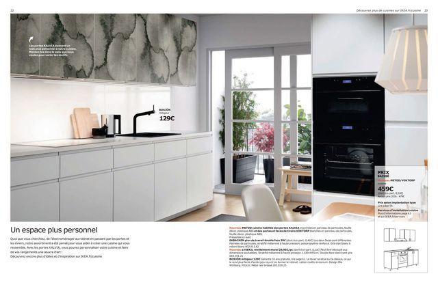Cuisine Ikea  consultez le catalogue cuisine Ikea Cuisine - ikea kleine küchen