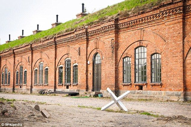 Lithuanian Concentration Camp Is Now A Venue For School Camps