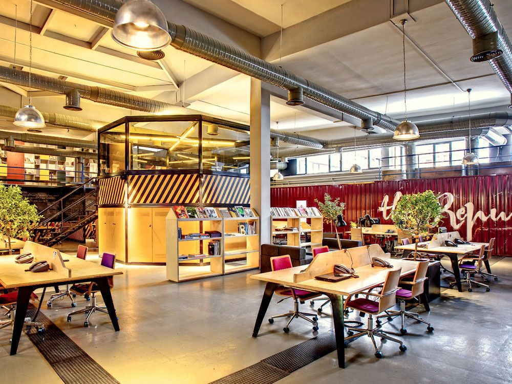 Creative Spaces: YOUTH REPUBLIC