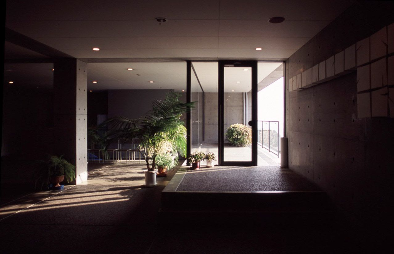 Ando tadao rokko house pinterest - Tadao Ando Google Search