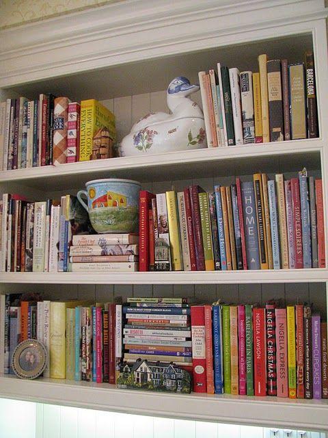 Cookbooks.
