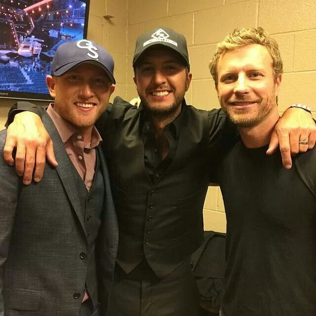 cole swindell, luke bryan and dierks bentley | luke bryan | cole
