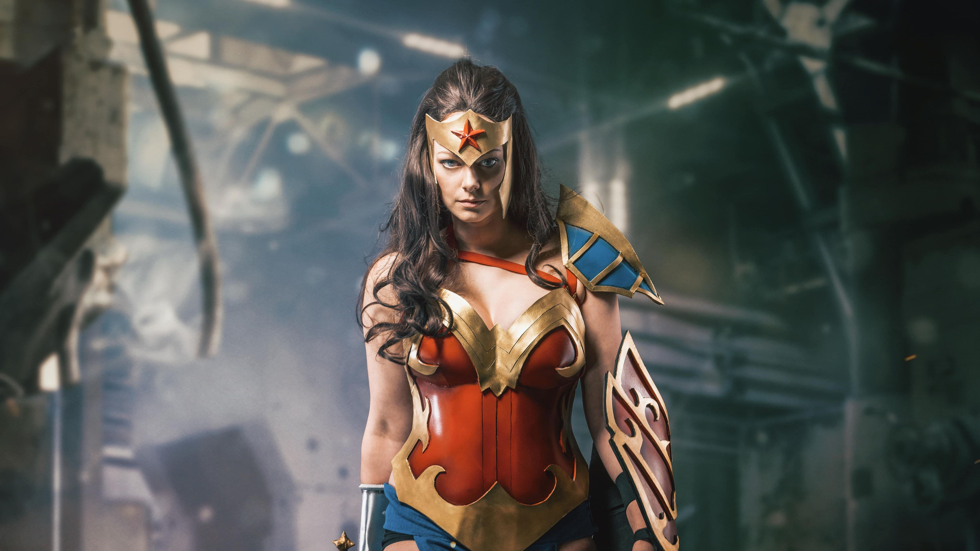 Wonder Woman Cosplay 4k Wonder Woman Wallpapers Superheroes Wallpapers Hd Wallpapers Cosplay Wallpapers 5k Wall Wonder Woman Cosplay Wonder Woman Superhero