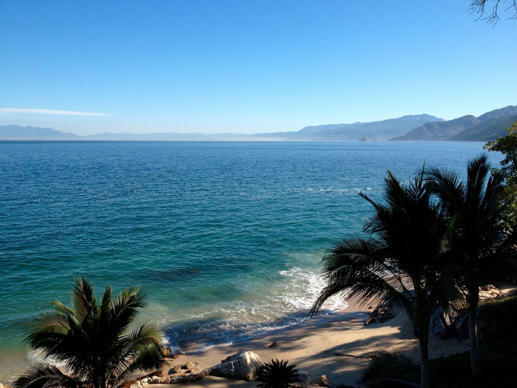 Banderas Bay w pobliżu Puerto Vallarta
