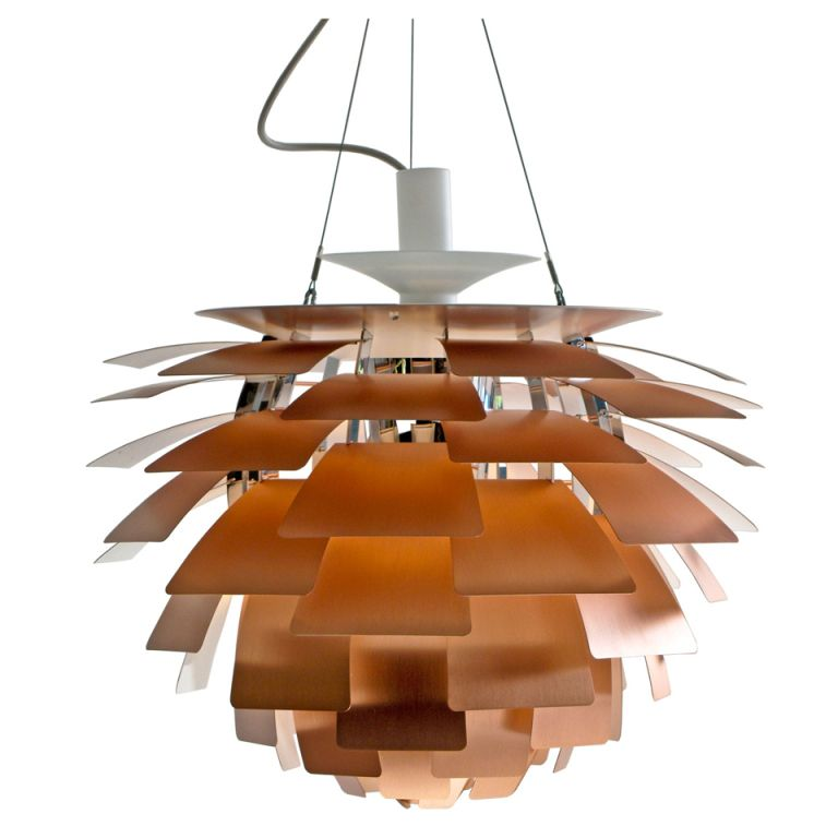Ph artichoke copper lamp by poul henningsen pendant lighting 1stdibs ph artichoke copper lamp by poul henningsen explore items from 1700 global dealers at mozeypictures Images