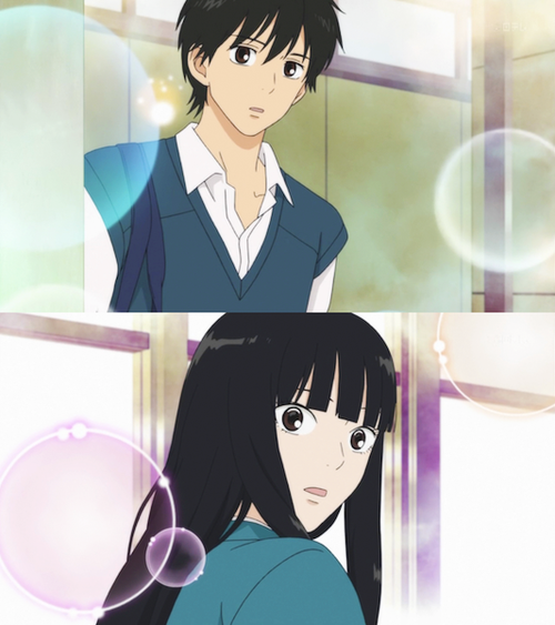 Kimi Ni Todoke Via Tumblr Kimi Ni Todoke Anime Kawaii Anime