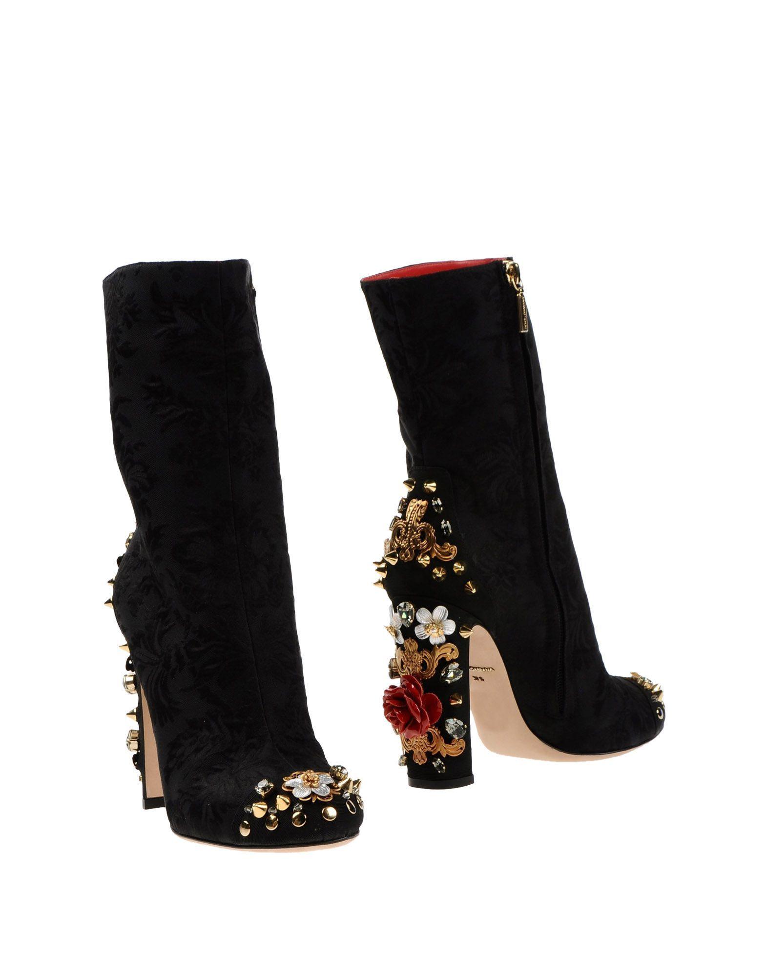 Gabbana Dolceamp; Stiefeletten Damen Stiefelette ymN0Ov8nw