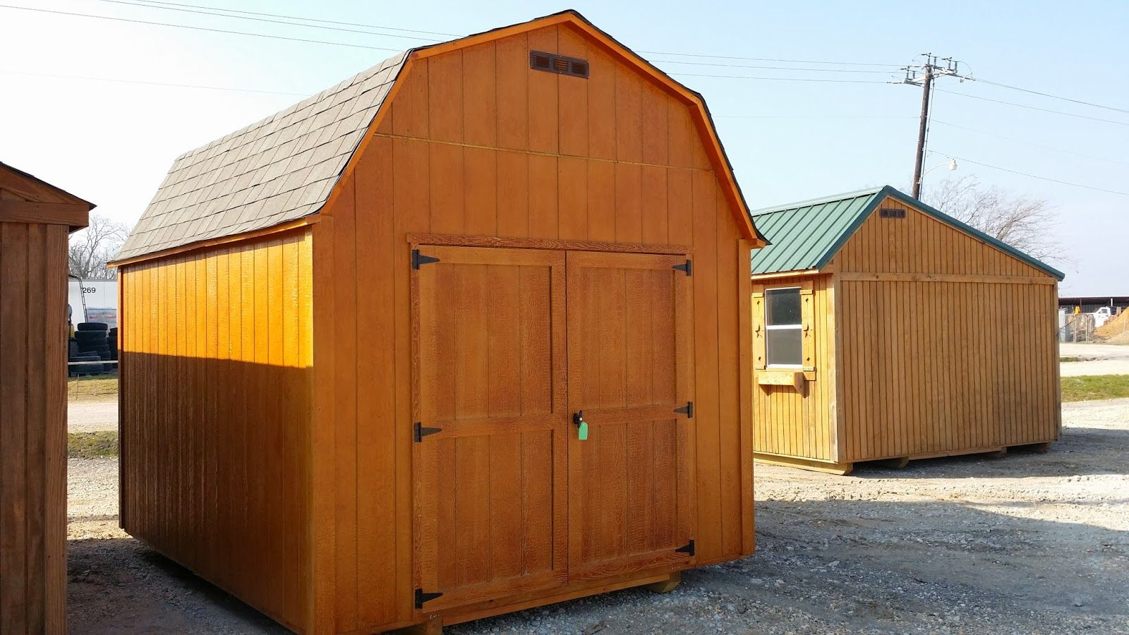 Genial Fort Worth Lelandu0027s: Lelandu0027s New Portable Buildings Wood Product Line.