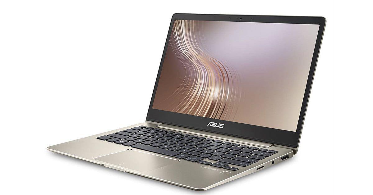 Amid a new fleet of budget laptops, the ZenBook 13 sails
