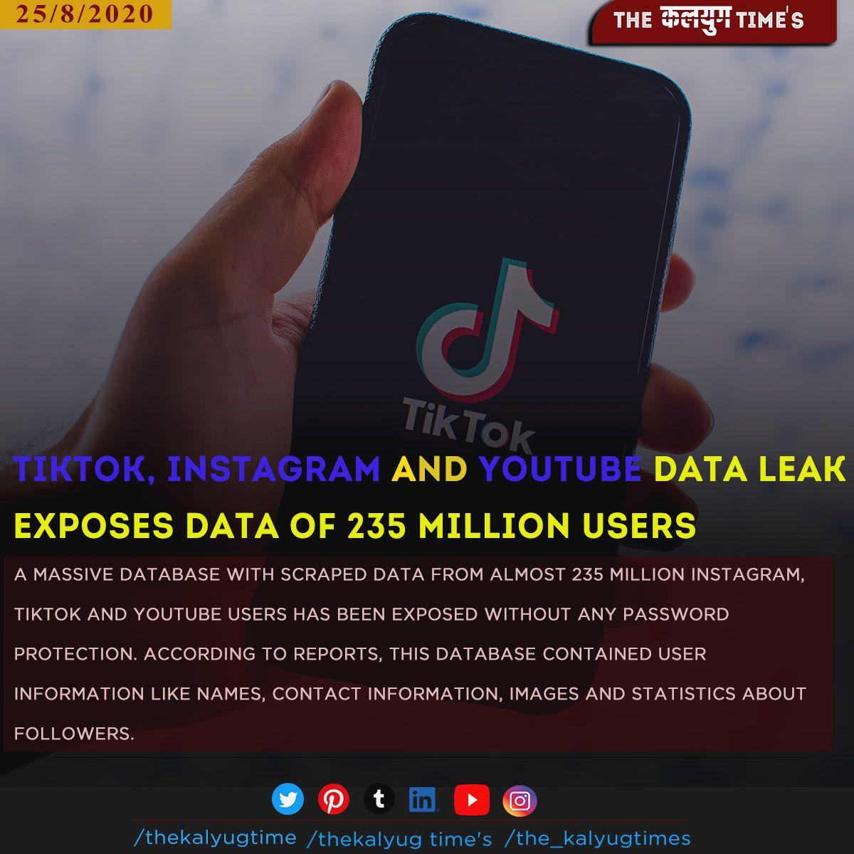 Data Leak Expose In 2020 Password Protection Leaks Data