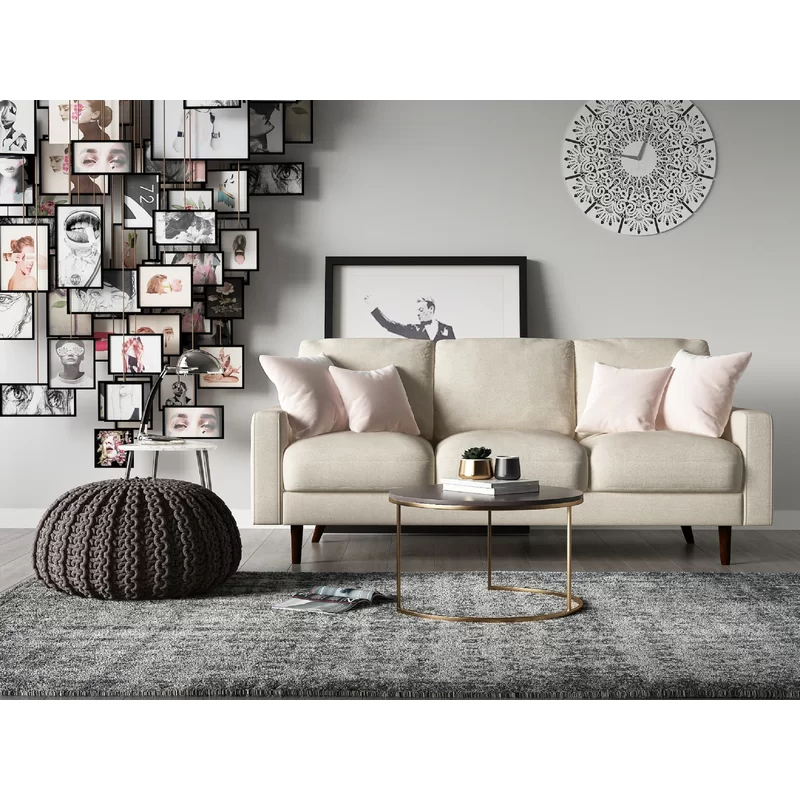 Stoughton 71 7 Square Arms Sofa Furniture Living Room Seating Living Room Designs
