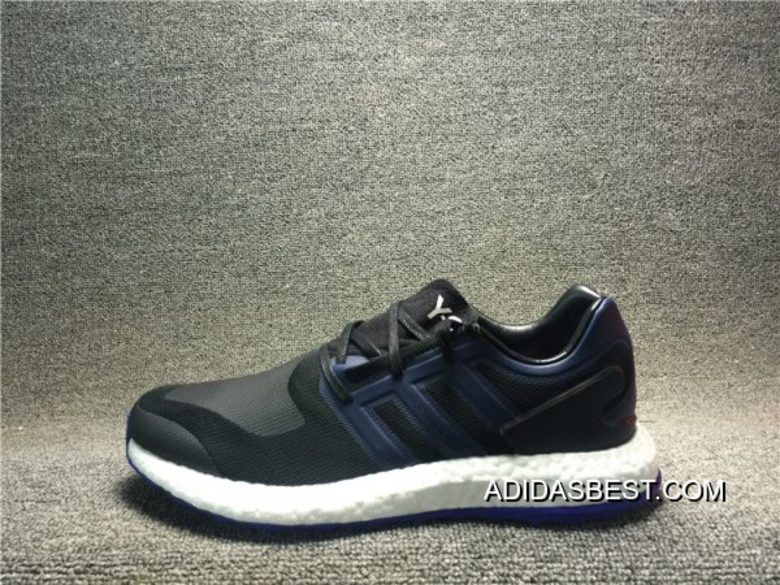 "4cf5410e2b2e2 3 Pure Boost ""Empire Blue"" Men s Running Shoes Online"