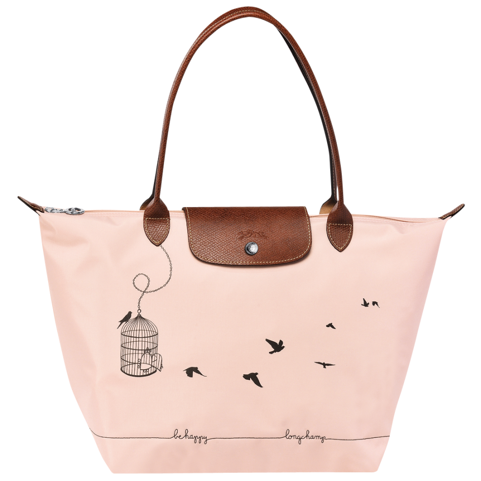 sac a main cabas sac de plage shopping gris rose nouvelle collection pliage 5BIzSp5g