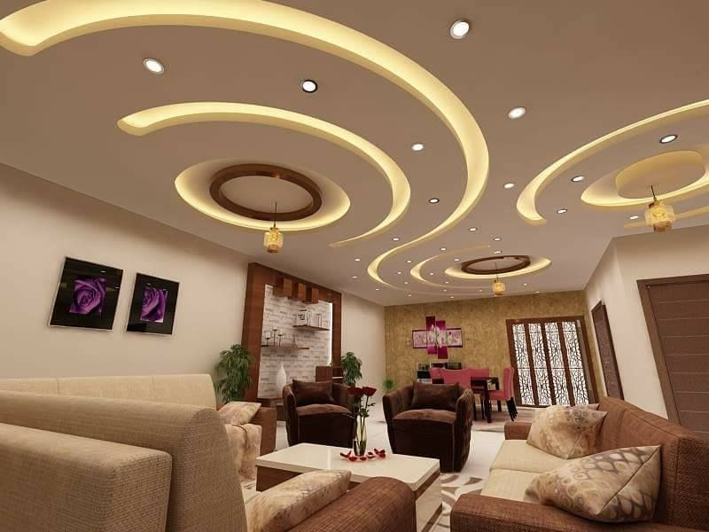 How It Made Step By Step Gypsum Board False Ceiling Tips And