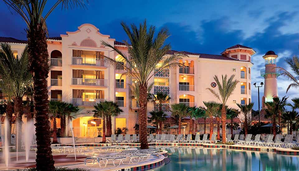 Marriott Grande Vista In Orlando This Is Where We Like To Stay When Go