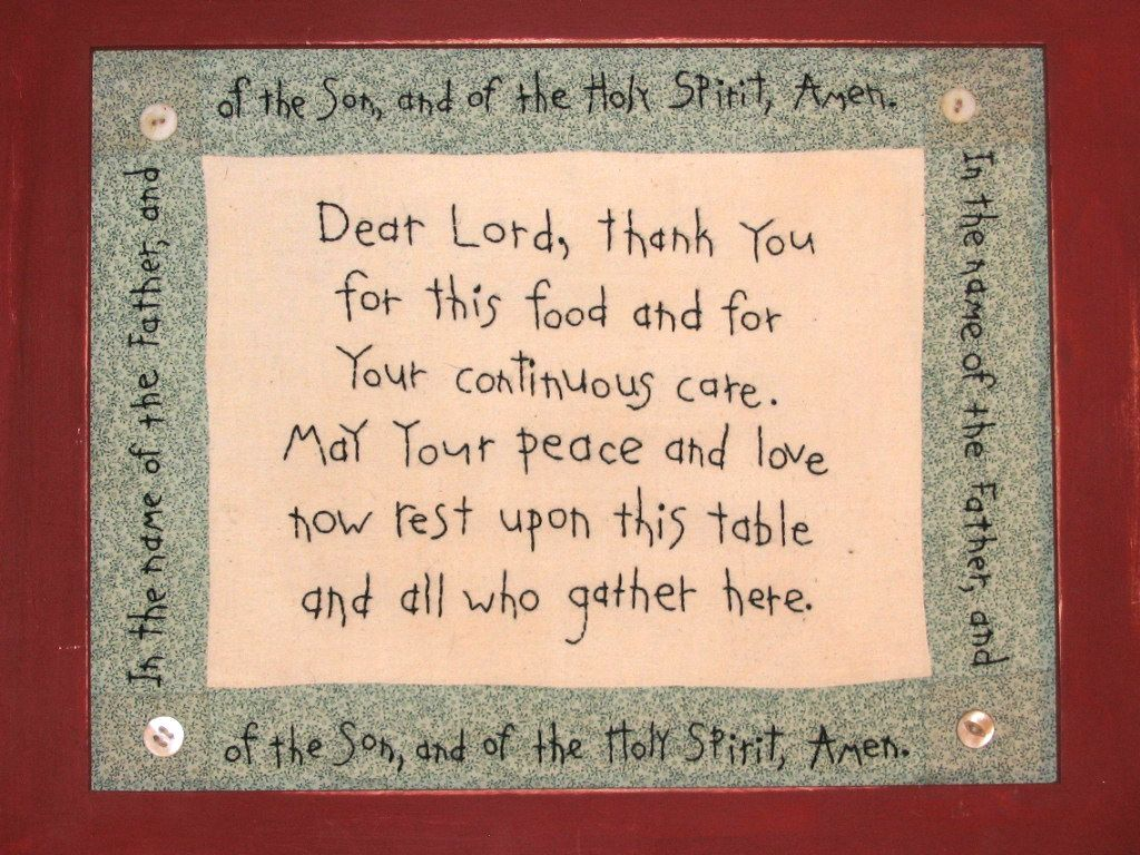 Christian Prayers And Blessings Samplers