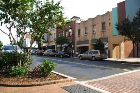 Downtown Wilmington Full Of Shops Restaurants The Gorgeous