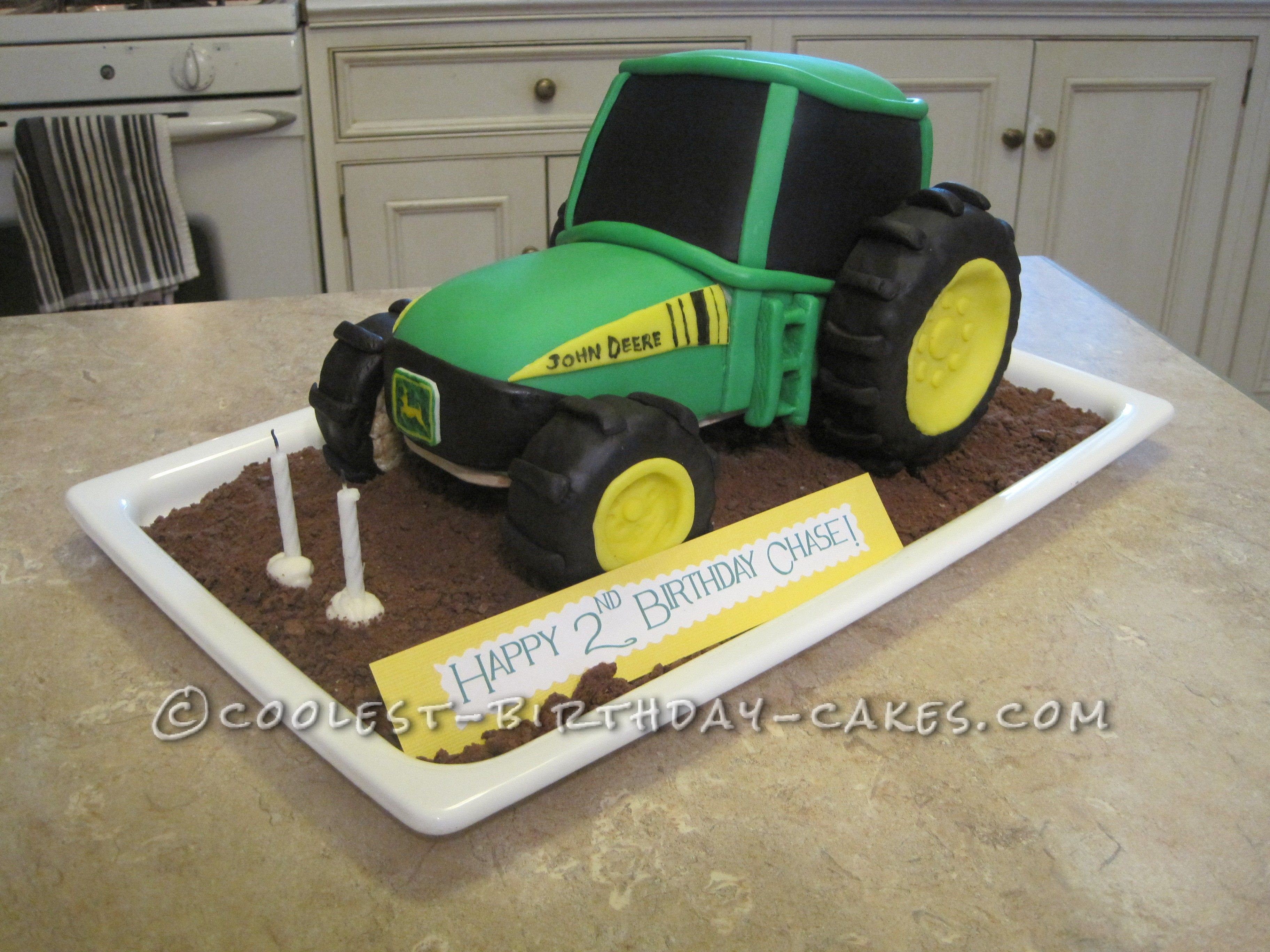 coolest john deere tractor cake for 2 year old boy - Website For 2 Year Olds