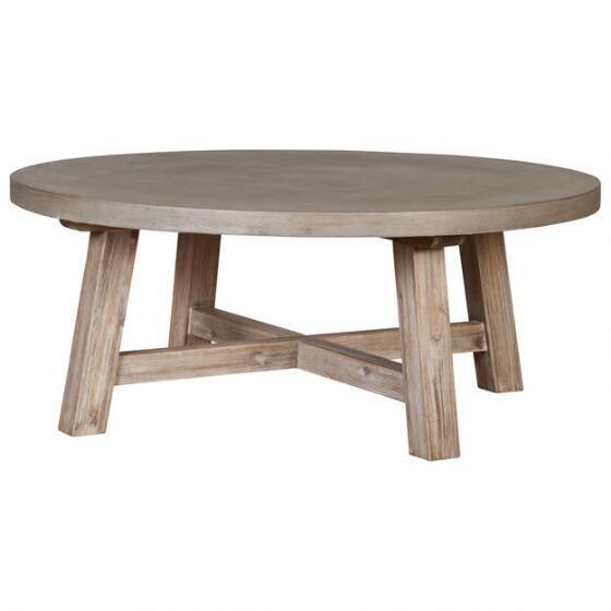Urban Barn Concrete Coffee Table