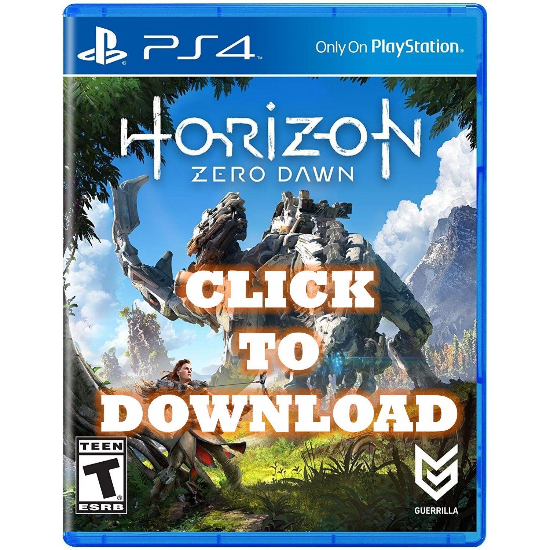 Horizon Zero Dawn free redeem code activation key digital