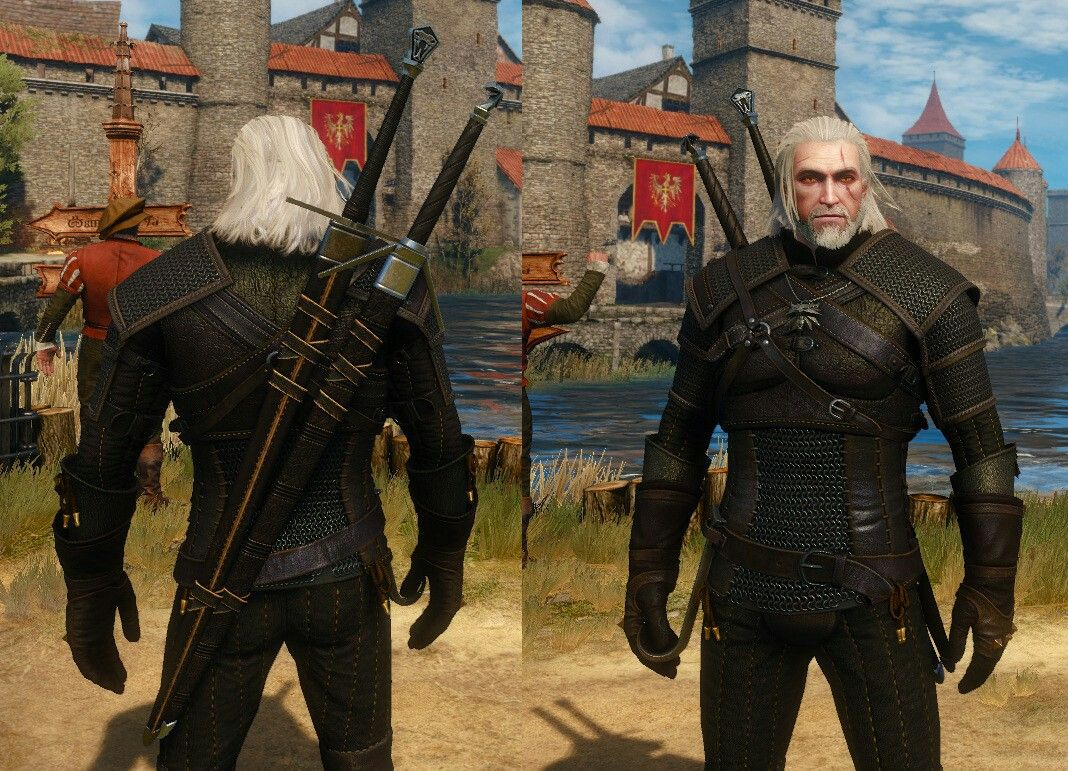 Witcher viper armor