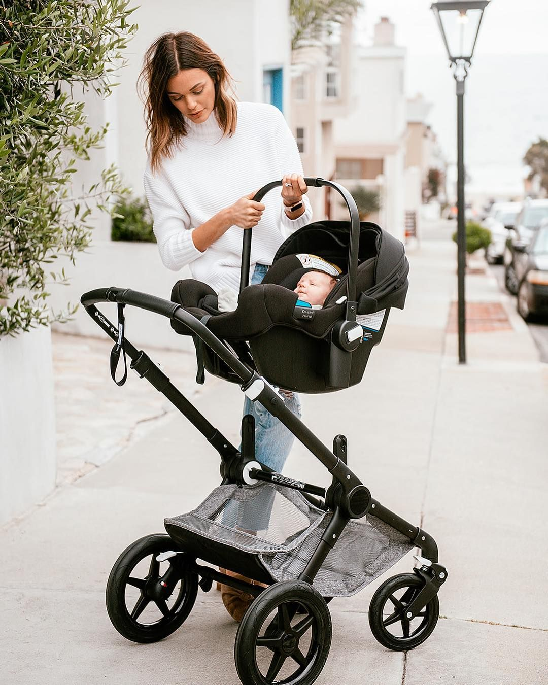 "Bugaboo® USA on Instagram ""From car to stroller in a"