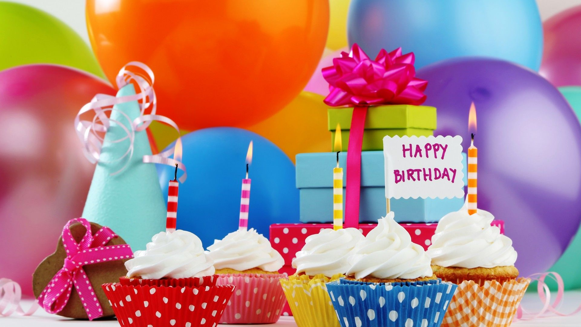 Happy Birthday Wallpapers HD Free Download wallpaper