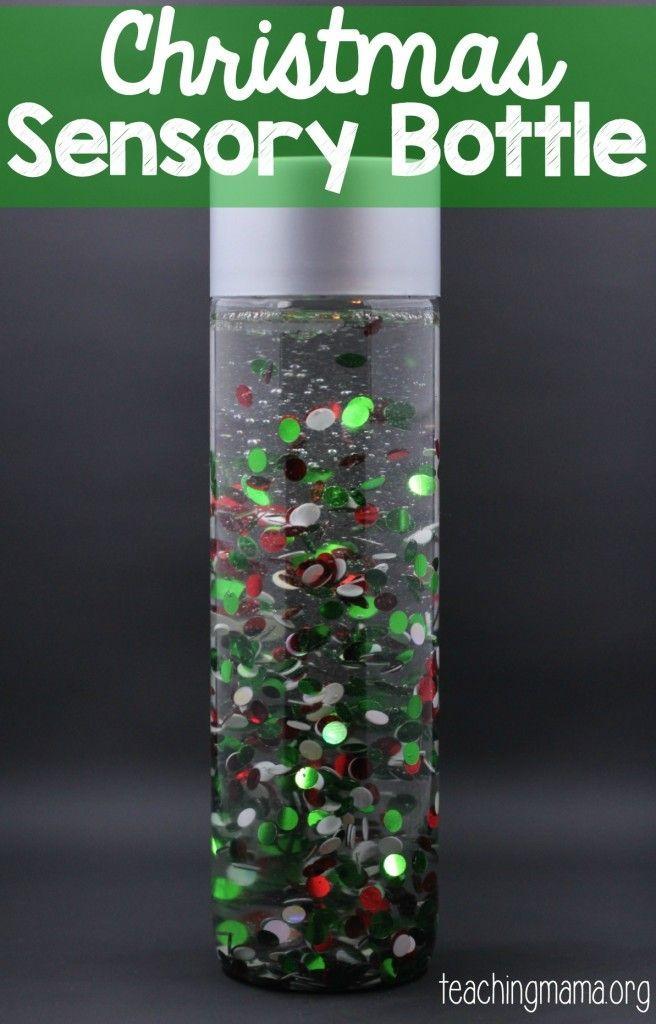 Christmas Sensory Bottle