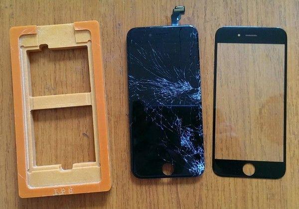 замена стекло на iphone 6