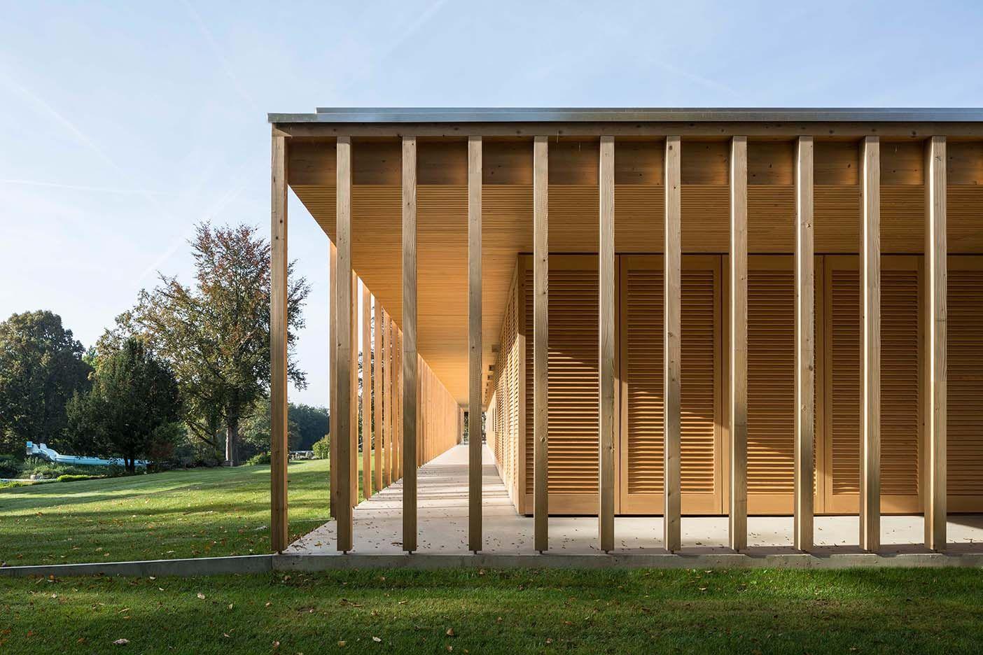 Auszeichnung auszeichnung kategorie au er landes freibad - Schwimmbad architektur ...