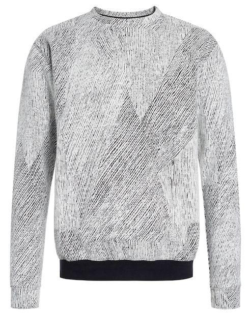 Frisur Clothing Sweatshirt Hans Schwarz Weiss Jetzt Auf Kleidoo De