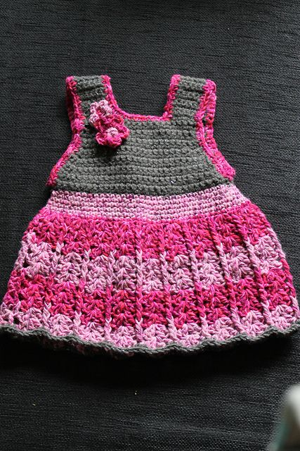 Craft Passions | Crochet Baby and Child Clothing | Pinterest